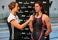 AON Swimming New Zealand National Open Swimming Championships, National Aquatic Centre, Auckland, New Zealand, Monday 2nd July 2018. Photo: Simon Watts/www.bwmedia.co.nz
