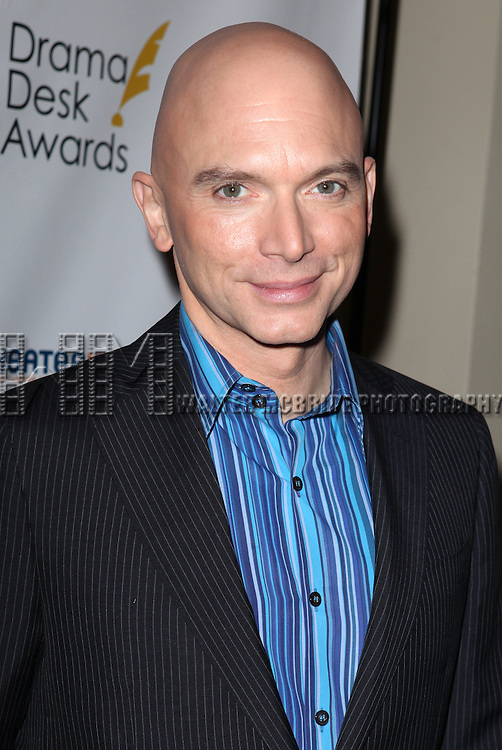 Michael Cerveris.attending the 57th Annual Drama Desk Nominees Reception at Oceana Restaurant in New York City on 5/8/2012. © Walter McBride/WM Photography .