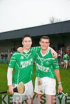 Jason Bowler and Padraig O'Grady