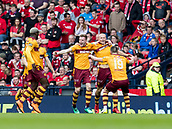 2018 Scottish Cup Football Semi Final Motherwell v Aberdeen Apr 14th