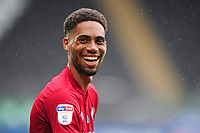 Zak Vyner of Bristol City during the Sky Bet Championship match between Swansea City and Bristol City at the Liberty Stadium in Swansea, Wales, UK. Saturday 18 July 2020