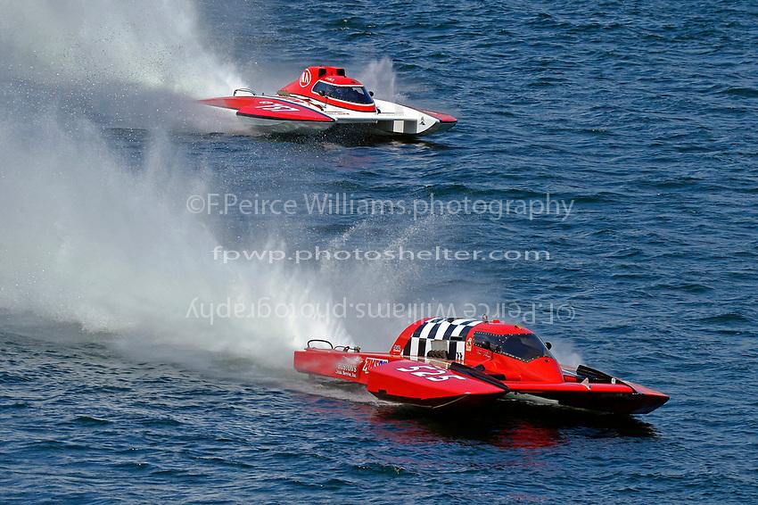 "Tom Thompson, GP-525 ""Fat Chance"", Mario Blain/Robin Demers, GP-757 ""Canada Boy"""