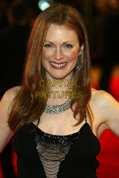 JULIANNE MOORE.arrivals at the BAFTA awards .Odeon cinema, Leicester Square.www.capitalpictures.com.sales@capitalpictures.com.©Capital Pictures