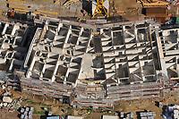 Wohnungsbau: EUROPA, DEUTSCHLAND, SCHLESWIG HOLSTEIN 22.10.2010: Wohnungsbau. Einblick in die Zimmeraufteilung eines Wohnblocks