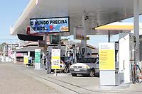Campinas (SP), 23/03/2020 - POSTO DE COMBUSTIVEL - Informativo sobre o Covid-19 e movimentacao em posto de combustivel na cidade de Campinas (SP). (Foto: Denny Cesare/Codigo 19/Codigo 19)