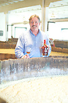 Kevin Smith is the vice president of operations and master distiller for the Maker's Mark Distillery.