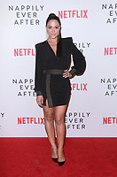 """Camille Guaty<br /> at the """"Nappily Ever After"""" Special Screening, Harmony Gold Theater, Los Angeles, CA 09-20-18<br /> Copyright DailyCeleb.com.  All Rights Reserved."""