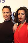Odette Annable & Reshma Shetty - Pure Genius,  - CBS Upfront 2016 - Oak Room, New York City, New York.  (Photo by Sue Coflin/Max Photos)