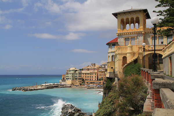 Mediterranean Sea in Bogliasco, Genova, Italy. .  John offers private photo tours in Denver, Boulder and throughout Colorado, USA.  Year-round. .  John offers private photo tours in Denver, Boulder and throughout Colorado. Year-round.