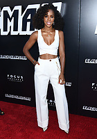 08 August 2018 - Beverly Hills, California - Kelly Rowland. Premiere Of Focus Features' &quot;BlacKkKlansman&quot; held at Samuel Goldwyn Theater. <br /> CAP/ADM/BT<br /> &copy;BT/ADM/Capital Pictures