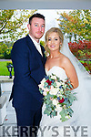Michelle O'Connor and Sean Riordan were married at St Mary's Beaufort by Fr. Fergal Ryan on Friday 29th September 2017 with a reception at Ballygarry House Hotel