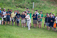 Thomas Pieters (BEL) on the 16th during the 3rd round at the WGC Dell Technologies Matchplay championship, Austin Country Club, Austin, Texas, USA. 24/03/2017.<br /> Picture: Golffile | Fran Caffrey<br /> <br /> <br /> All photo usage must carry mandatory copyright credit (&copy; Golffile | Fran Caffrey)
