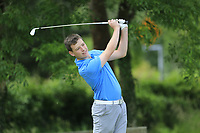 Scott Miller (Clandeboye) during the final round of the Connacht Boys Amateur Championship, Oughterard Golf Club, Oughterard, Co. Galway, Ireland. 05/07/2019<br /> Picture: Golffile | Fran Caffrey<br /> <br /> <br /> All photo usage must carry mandatory copyright credit (© Golffile | Fran Caffrey)