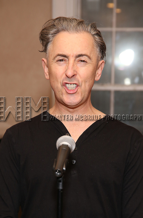 Alan Cumming in Rehearsal for 'Chita: Nowadays'  at Michiko Studio on October 27, 2016 in New York City.