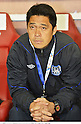 Masanobu Matsunami (Gamba),.MAY 2, 2012 - Football / Soccer :.Gamba Osaka head coach Masanobu Matsunami before the AFC Champions League Group E match between Pohang Steelers 2-0 Gamba Osaka at Pohang Steel Yard in Pohang, South Korea. (Photo by Takamoto Tokuhara/AFLO)