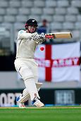 23rd March 2018, Eden Park, Auckland, New Zealand; International Test Cricket, New Zealand versus England, day 2;  Henry Nicholls