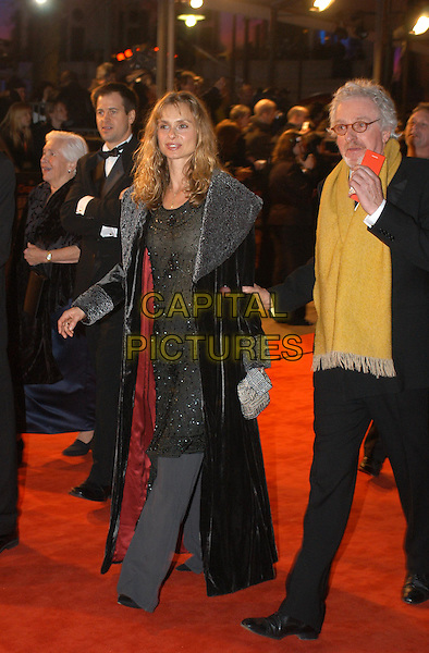 MARYAM D'ABO.The Orange British Film Academy Awards BAFTAS at Odeon Leicester Square.www.capitalpictures.com.sales@capitalpictures.com.© Capital Pictures