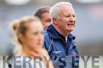 Kenmare manager Mick Doyle at the County Senior Football Semi Final at Fitzgerald Stadium Killarney on Sunday.
