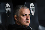 Manchester United Head Coach Jose Mourinho during the UEFA Champions League 2018-19 match between Valencia CF and Manchester United at Estadio de Mestalla on December 12 2018 in Valencia, Spain. Photo by Maria Jose Segovia Carmona / Power Sport Images