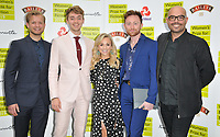 Felix Mosse, Sophie Isaacs and guests at the Women's Prize for Fiction Awards 2019, Bedford Square Gardens, Bedford Square, London, England, UK, on Wednesday 05th June 2019.<br /> CAP/CAN<br /> ©CAN/Capital Pictures