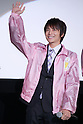 """Teppei Koike, October 25, 2011 : Japanese Actor Teppei Koike attends a stage greeting for the film """"Japanese Salaryman Neo"""" during the 24th Tokyo International Film Festival in Roppongi, Tokyo, japan. (Photo by Yusuke Nakanishi/AFLO) [1090]"""