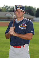 7/26/2007:  Will Vogl of the Brooklyn Cyclones, Short-Season Class-A affiliate of the New York Mets a Dwyer Stadium in Batavia, NY.  Photo by:  Mike Janes/Four Seam Images