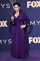 LOS ANGELES - SEP 22:  Alex Borstein at the Emmy Awards 2019: PRESS ROOM at the Microsoft Theater on September 22, 2019 in Los Angeles, CA