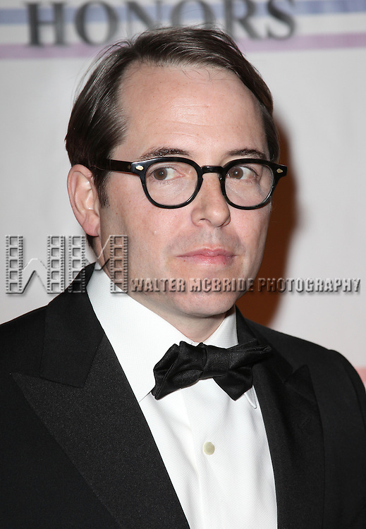 Matthew Broderick.arriving for the 34th Kennedy Center Honors Presentation at Kennedy Center in Washington, D.C. on December 4, 2011