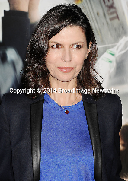 Pictured: Finola Hughes<br /> Mandatory Credit &copy; Joseph Gotfriedy/Broadimage<br /> &quot;Non-Stop&quot; - Los Angeles Premiere<br /> <br /> 2/24/14, Westwood, California, United States of America<br /> <br /> Broadimage Newswire<br /> Los Angeles 1+  (310) 301-1027<br /> New York      1+  (646) 827-9134<br /> sales@broadimage.com<br /> http://www.broadimage.com