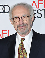 "18 November 2019 - Hollywood, California - Jonathan Pryce. 2019 AFI Fest's "" The Two Popes"" Los Angeles Premiere held at TCL Chinese Theatre. Photo Credit: Birdie Thompson/AdMedia"