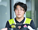 Rugby Sevens: Japan training camp