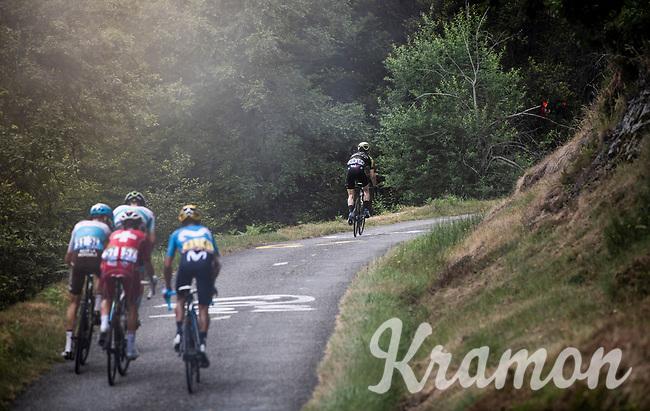 Stage 15: Limoux to Foix(185km)<br /> 106th Tour de France 2019 (2.UWT)<br /> <br /> ©kramon