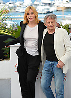 Roman Polanski &amp; Emmanuelle Seigner at the photocall for &quot;Based on a True Story&quot; at the 70th Festival de Cannes, Cannes, France. 27 May 2017<br /> Picture: Paul Smith/Featureflash/SilverHub 0208 004 5359 sales@silverhubmedia.com