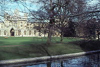 Cambridge, Canterbury, Chester