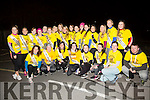 The Kerry Rose selection at the Darkness Into Light Tralee at CBS the Green on Saturday