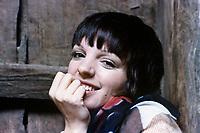 Liza Minnelli photographed circa 1970. <br /> CAP/MPI/NBB<br /> &copy;NBB/MPI/Capital Pictures