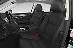 Front seat view of a 2015 Lexus LS 460 4 Door Sedan front seat car photos