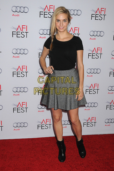 11 November 2014 - Hollywood, California - Margaret Judson. AFI FEST 2014 Screening of &quot;Saint Laurent&quot; held at the Dolby Theatre.  <br /> CAP/ADM/BP<br /> &copy;Byron Purvis/AdMedia/Capital Pictures