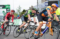 Picture by Allan McKenzie/SWpix.com - 15/05/2018 - Cycling - OVO Energy Tour Series Mens Race Round 2:Motherwell - Wheelbase, Finn Crockett.