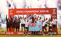 HSBC London Sevens Series London at Twickenham Stadium, England. May 22,