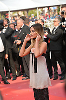 "CANNES, FRANCE. May 21, 2019: Margot Robbie at the gala premiere for ""Once Upon a Time in Hollywood"" at the Festival de Cannes.<br /> Picture: Paul Smith / Featureflash"