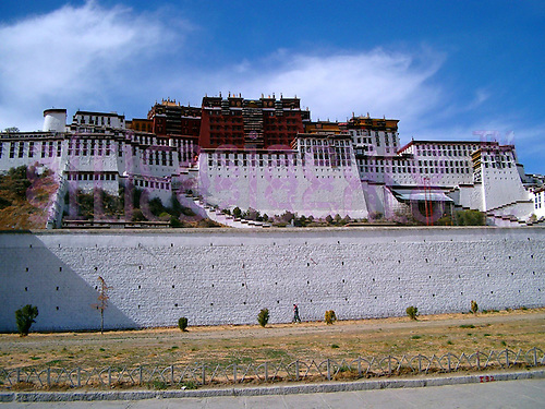 Potala palace expectations of Tibetan people