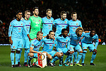 Feyenoord team group during the UEFA Europa League match at Old Trafford, Manchester. Picture date: November 24th 2016. Pic Matt McNulty/Sportimage