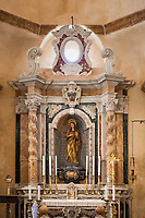Cathedral of St. Mary the Immaculate, Alghero,, Sardinia, Italy.