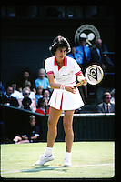 Virginia Wade<br /> Copyright Michael Cole