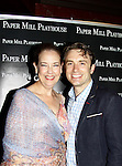 """Harriet Harris & James Snyder - """"Prince Henry"""" - Paper Mill Playhouse presents the world premiere of the the new musical Ever After on May 31, 2015 with curtain call followed by gala at Charlie Bowns in Millburn, New Jersey (Photos by Sue Coflin/Max Photos)"""