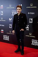 Victor Clavijo attends to 'Como la Vida Misma' film premiere during the 'Madrid Premiere Week' at Callao City Lights cinema in Madrid, Spain. November 12, 2018. (ALTERPHOTOS/A. Perez Meca) /NortePhoto.com
