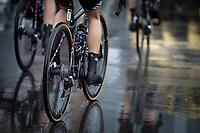 Katarzina Niewiadoma (POL/Canyon SRAM Racing) pre race <br /> 3th Liège-Bastogne-Liège-Femmes 2019 (1.WWT)<br /> 1 Day Race: Bastogne – Liège 138,5km<br /> <br /> ©kramon