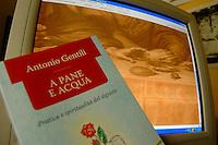Casa ritiri spirituali  Eremo di Eupilio-Como<br /> La collina dello Spirito:regole del digiuno. Padre Antonio Gentili