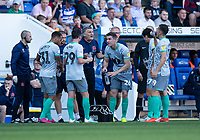 Blackburn Rovers manager Tony Mowbray giving instructions to his team from the technical area<br /> <br /> Photographer David Horton/CameraSport<br /> <br /> The EFL Sky Bet Championship - Reading v Blackburn Rovers - Saturday 21st September 2019 - Madejski Stadium - Reading<br /> <br /> World Copyright © 2019 CameraSport. All rights reserved. 43 Linden Ave. Countesthorpe. Leicester. England. LE8 5PG - Tel: +44 (0) 116 277 4147 - admin@camerasport.com - www.camerasport.com
